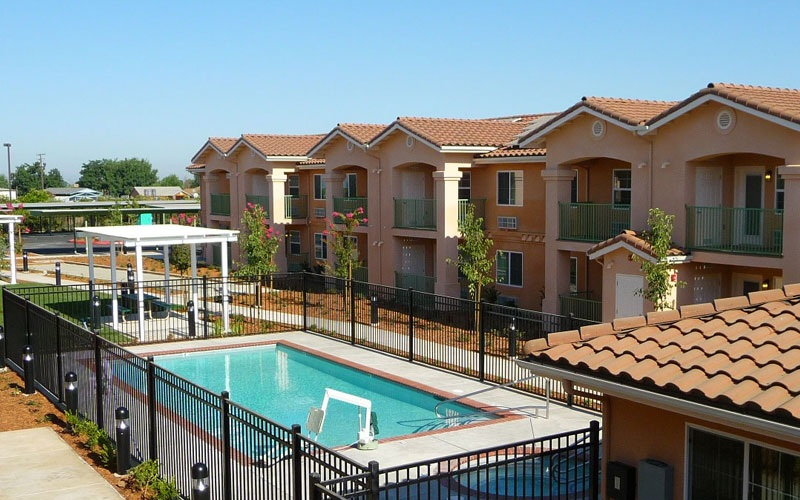 Cedar Park Apartments Chico